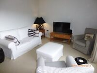 Short term let - Lovely 2 bed apartment at Allanfield with great views of Calton Hill