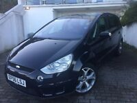 Ford S Max Titanium 2.5L petrol engine, manual gearbox (this vehicle is a NON RUNNER)
