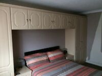 Over the bed Built in Bedroom Furniture