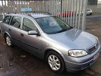 Vauxhall/Opel Astra 1.6i auto 2004MY LS 5 DOOR AUTOMATIC