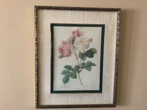 The Bombay Co. Single Rose Wall Art Private Collection
