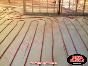 LOOK Under Concrete Board Insulation GREAT Deal $0.75/ft2 Cambridge Kitchener Area image 8