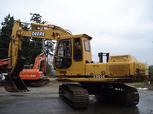John Deere 330 LC Excavator Parts