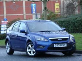 Ford Focus 1.6 2008 Zetec + FULL FORD SERVICE HISTORY + WARRANTY