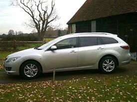 2008 Mazda 6 2.0 ( 147ps ) auto TS Estate