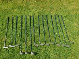 Golf clubs set of 14