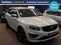 2013 VOLVO XC60 D4 [163] R DESIGN Lux Nav 5dr Geartronic SUV 5 Seats