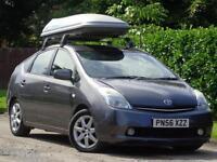 2007 Toyota Prius 1.5 CVT T4 Hybrid***8 SERVICE STAMPS + 12 MONTHS MOT***