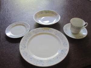 DINNERWARE:  OXFORD FINE CHINA:  HUGE # of PIECES