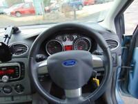 2009 Ford Focus 1.8 TITANIUM 5d 125 BHP Hatchback Petrol Manual
