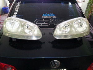 Jetta / Golf   2006-2013  HEADLIGHTS