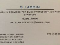 FREELANCE BUSINESS ADMIN AND ADMINISTRATOR