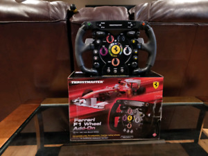 Thrustmaster Ferrari F1 Wheel Add-on for Xbox One/PS4/PC