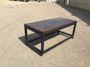Brand New Industrial Coffee Table