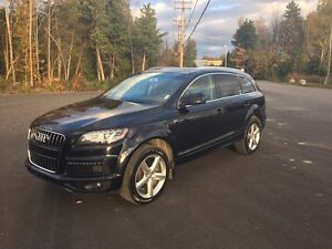 2011 Audi Q7 TDI Diesel S-line SUV 79,954km Safety and e-tested
