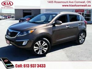 2013 Kia Sportage EX FWD  | New Tires | New Brakes | Finance fro