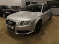 AUDI A4 TDI S LINE SPECIAL EDITION Silver Manual Diesel, 2006