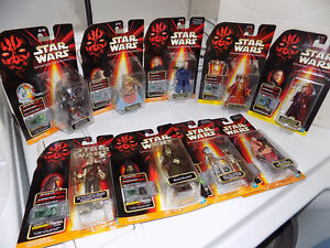 Star Wars small Action Figures new in package Kitchener / Waterloo Kitchener Area image 2