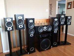 Yamaha rx-a 1000 enceintes Polk audio faite une offre !!