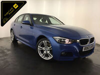 2013 63 BMW 330D XDRIVE M SPORT AUTO DIESEL 1 OWNER FROM NEW FINANCE PX