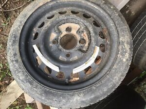 Tires on rims Kingston Kingston Area image 2