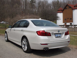 2014 BMW 5-Series 535d Sedan Lease Takeover $880 Jun 2018