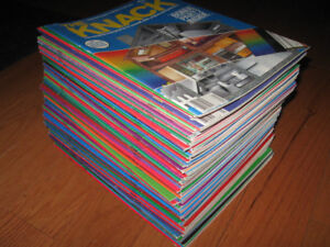 THE HANDY PERSON MAGAZINE-THE KNACK- 98 of them in total