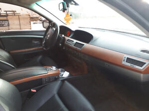 Échange  bmw 745i 2004, contre pick-up