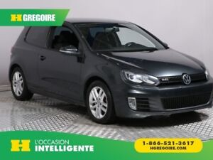 2012 Volkswagen Golf GTI TURBO A/C GR ELECT MAGS BLUETOOTH