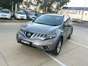2009 Nissan Murano Ti Automatic SUV Leather 117,000 km July 2020 Rego Mount Druitt Blacktown Area Preview