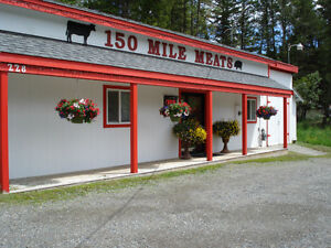 150 Mile Meats Shop and Business