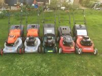 Lawnmowers all £50 each