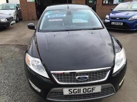 Ford Mondeo Titanium X 5dr PETROL AUTOMATIC 2011/11