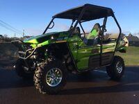 2015 Kawasaki Teryx LE on sale at Roy Duguay Sales Ltd.