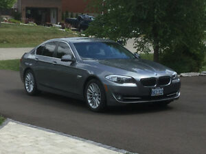 2011 BMW 5-Series 535XI Sedan