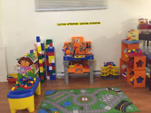 $8.05 a day Home daycare
