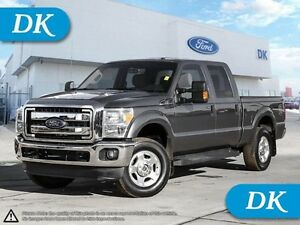 2014 Ford F-250 Super Duty XLT w/Western Package