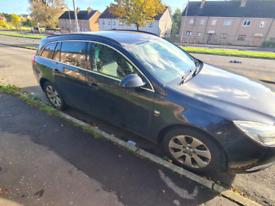 Vauxhall insignia estate 2.0L automatic