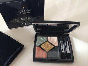 DIOR - THE LOLLIGLOW 5 OMBRES EYESHADOW AND MATCHING EYELINER