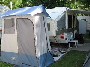 Tente roulotte Rocwood 2008 Modèle 1907 West Island Greater Montréal image 8