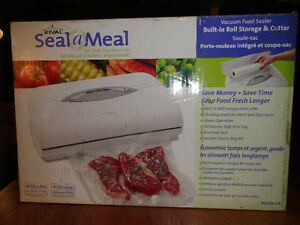 SEAL A MEAL Vacuume