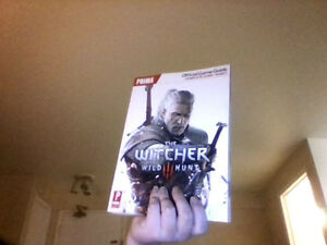 Witcher 3 Wild Hunt Offical Strategy Guide Belleville Belleville Area image 1