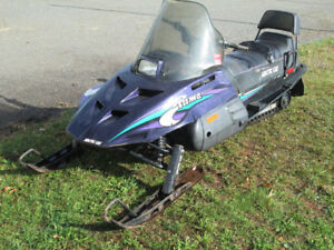 1996 Arctic Cat puma for sale