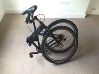 Dahon Jack folding bicycle