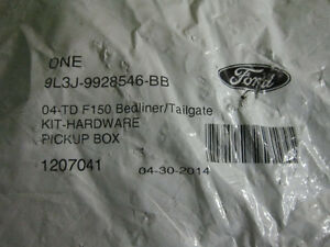 Ford Truck Cargo Accessory Mounting Kits from Ford. $20. Kitchener / Waterloo Kitchener Area image 5