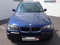 2004 54 BMW X3 D SE 4X4 - PX WELCOME - PRICED TO CLEAR