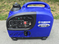 Yamaha Generator EF 1000 IS / like new / Econ mode