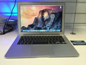 Macbook Air 13 4GB 1.7 Ghz 128GB with Office 2016