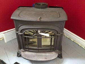 Vermont castings intrepid II wood stove