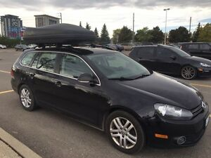2011 VW Golf Wagon TDI